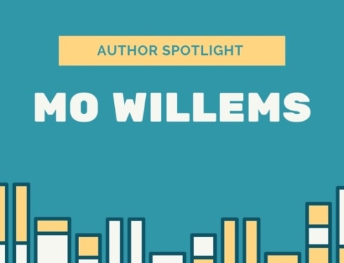Author Spotlight: Mo Willems